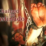 Chained for Bastinado