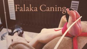 Falaka Caning