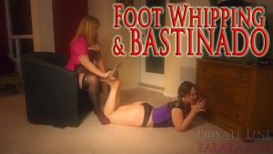 Foot Whipping and Bastinado