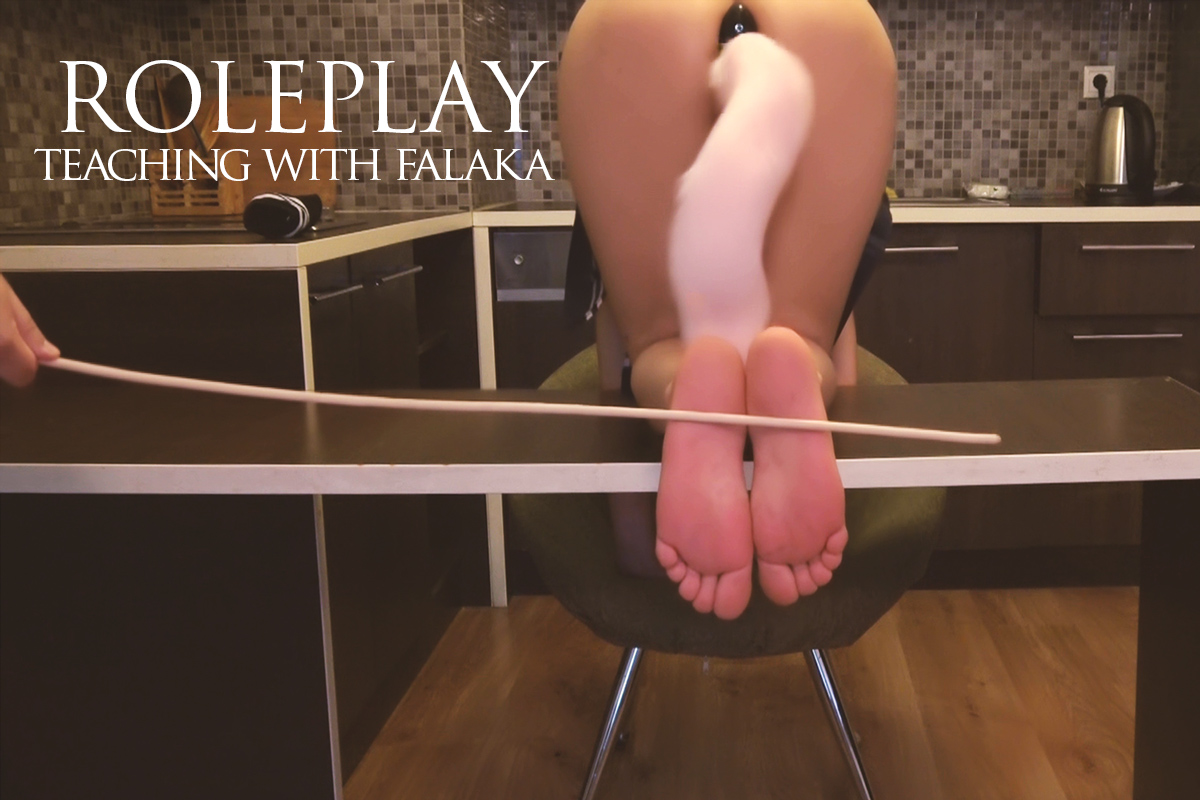 ROLEPLAY – Teaching with Falaka